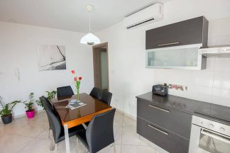 Apartment with fireplace, Larnaca, Cyprus