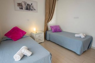 Family apartments Larnaca, Cyprus